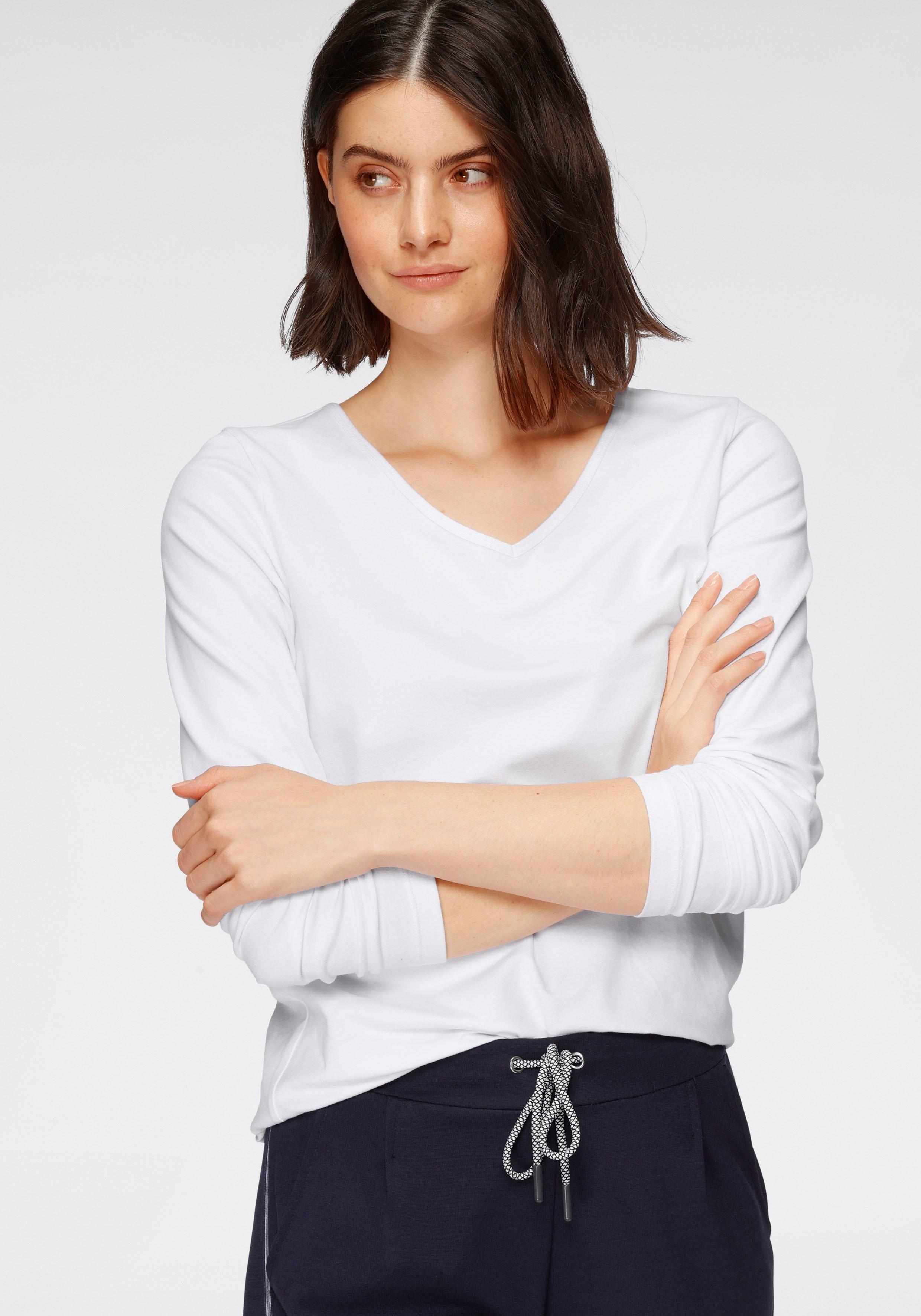 Op zoek naar een OTTO products T-shirt duurzaam van gecertificeerd biokatoen? Koop online bij OTTO