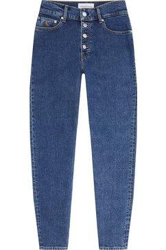 calvin klein mom jeans »mom jeans« blauw