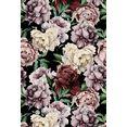 queence kapstok »rosen« multicolor
