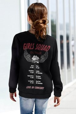 arizona sweatshirt zwart