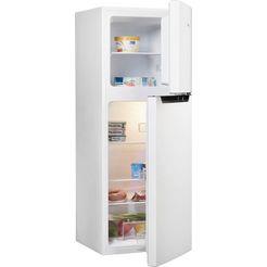 amica top freezer dt 372 100 w wit