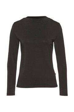 herrlicher blouse zonder sluiting »manila« zwart