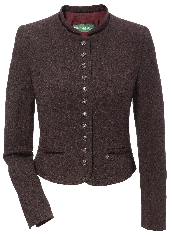 Op zoek naar een Country Line folkloreblazer Dames uitstekend draagcomfort door stretch? Koop online bij OTTO
