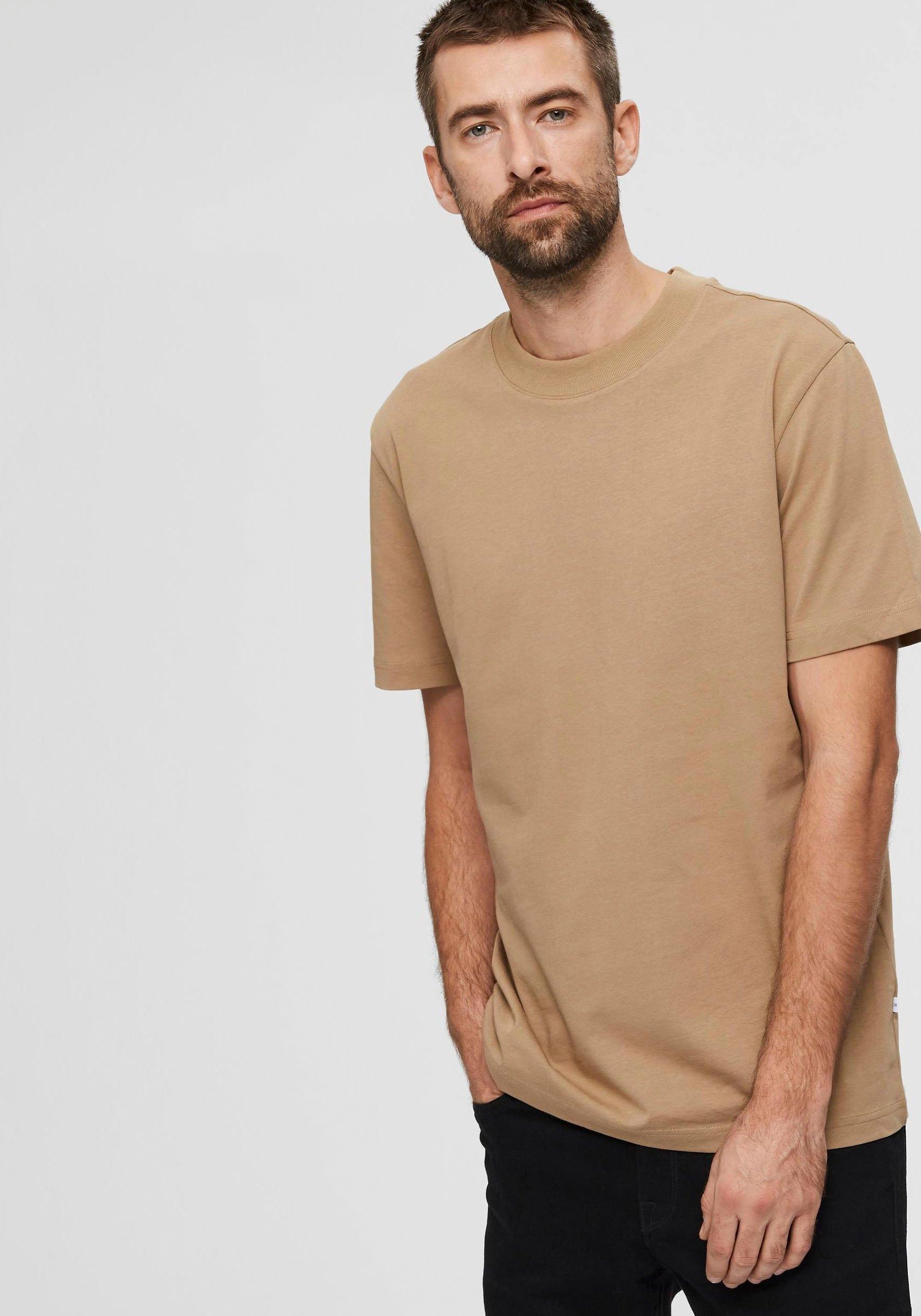 SELECTED HOMME T-shirt RELAX COLMAN O-NECK TEE bestellen: 30 dagen bedenktijd