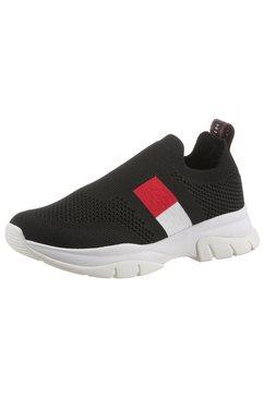 tommy hilfiger sneakers uitkomen zwart