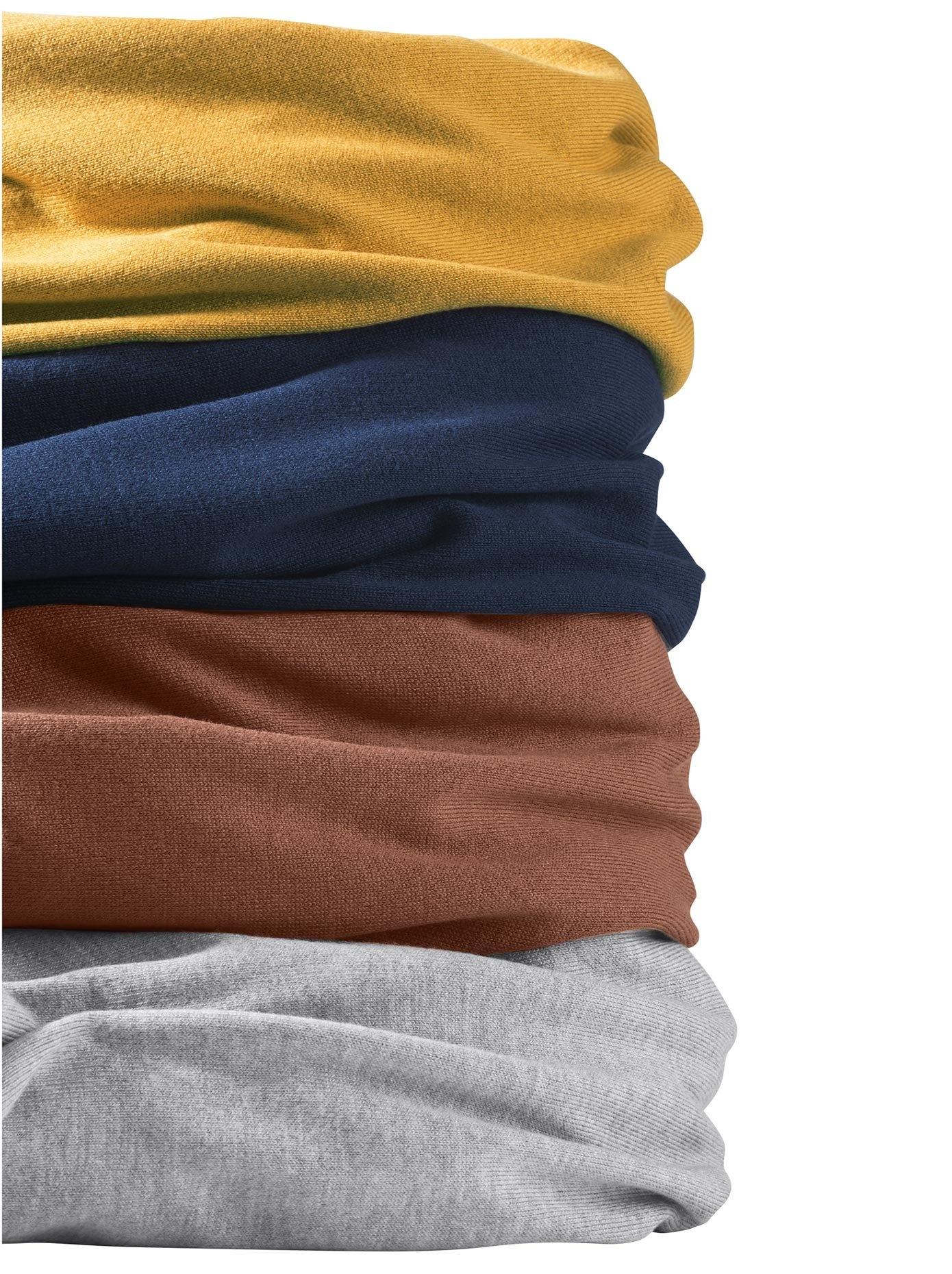 Casual Looks trui met ronde hals nu online kopen bij OTTO