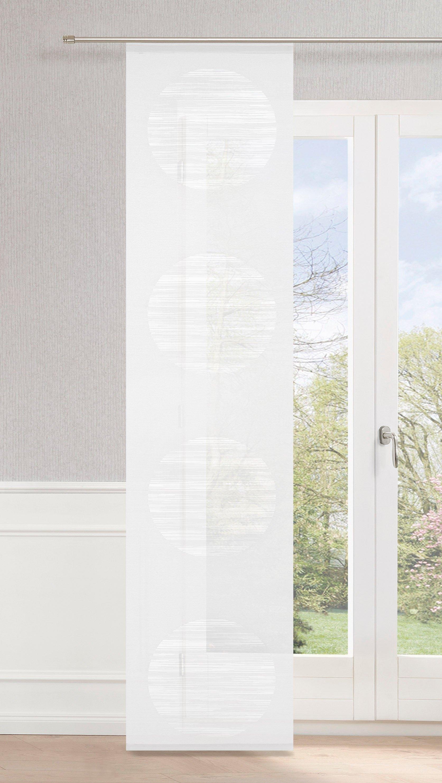 Neutex for you! paneelgordijn Padova inclusief bevestigingsmateriaal, breedte: 57 cm (1 stuk) bij OTTO online kopen