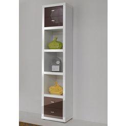 hmw room divider space breedte 44 cm wit