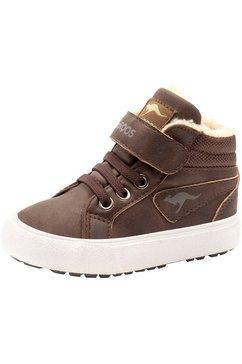 kangaroos sneakers »kavu iii« bruin