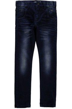 name it stretch jeans »nitclassic dark xslxsl d« blauw