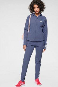 adidas performance joggingpak women energy tracksuit blauw