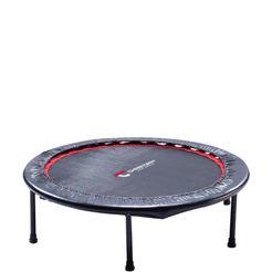 christopeit sport fitnesstrampoline trampoline t 300 zwart