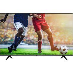 "hisense led-tv 75ae7000f, 189 cm - 75 "", 4k ultra hd, smart-tv zwart"