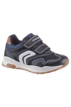 geox kids klittenbandschoenen pavel met speciale, gepatenteerde geox membraan blauw