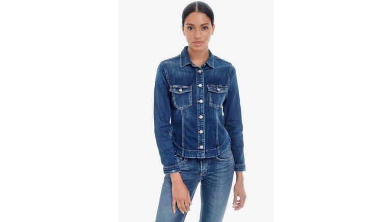 Le Temps Des Cerises jeansjack »LILLY«