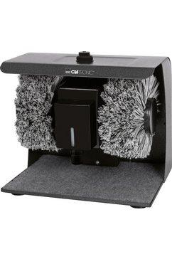 clatronic »spm 3753« schoenpoetsmachine zwart