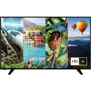 """hanseatic led-tv 55h600uds ii, 139 cm - 55 """", 4k ultra hd, smart-tv, hdr10 zwart"""