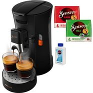 senseo »senseo select csa240-60« koffiepadautomaat zwart