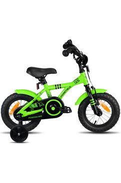 prometheus bicycles »hawk« kinderfiets groen