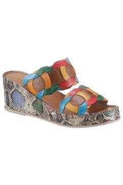gemini slippers gisa in een modieuze look multicolor