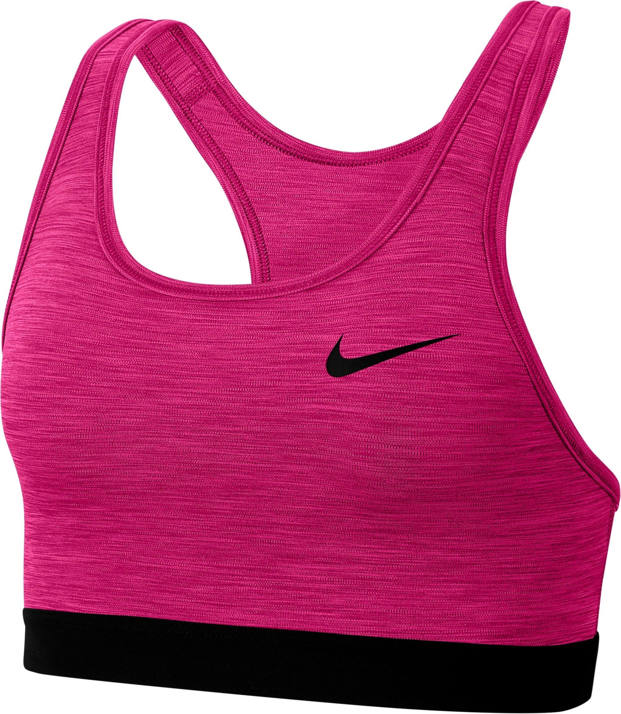 Nike sport-bh »Nike Swoosh Women's Medium-Support Sports Bra« online kopen op otto.nl