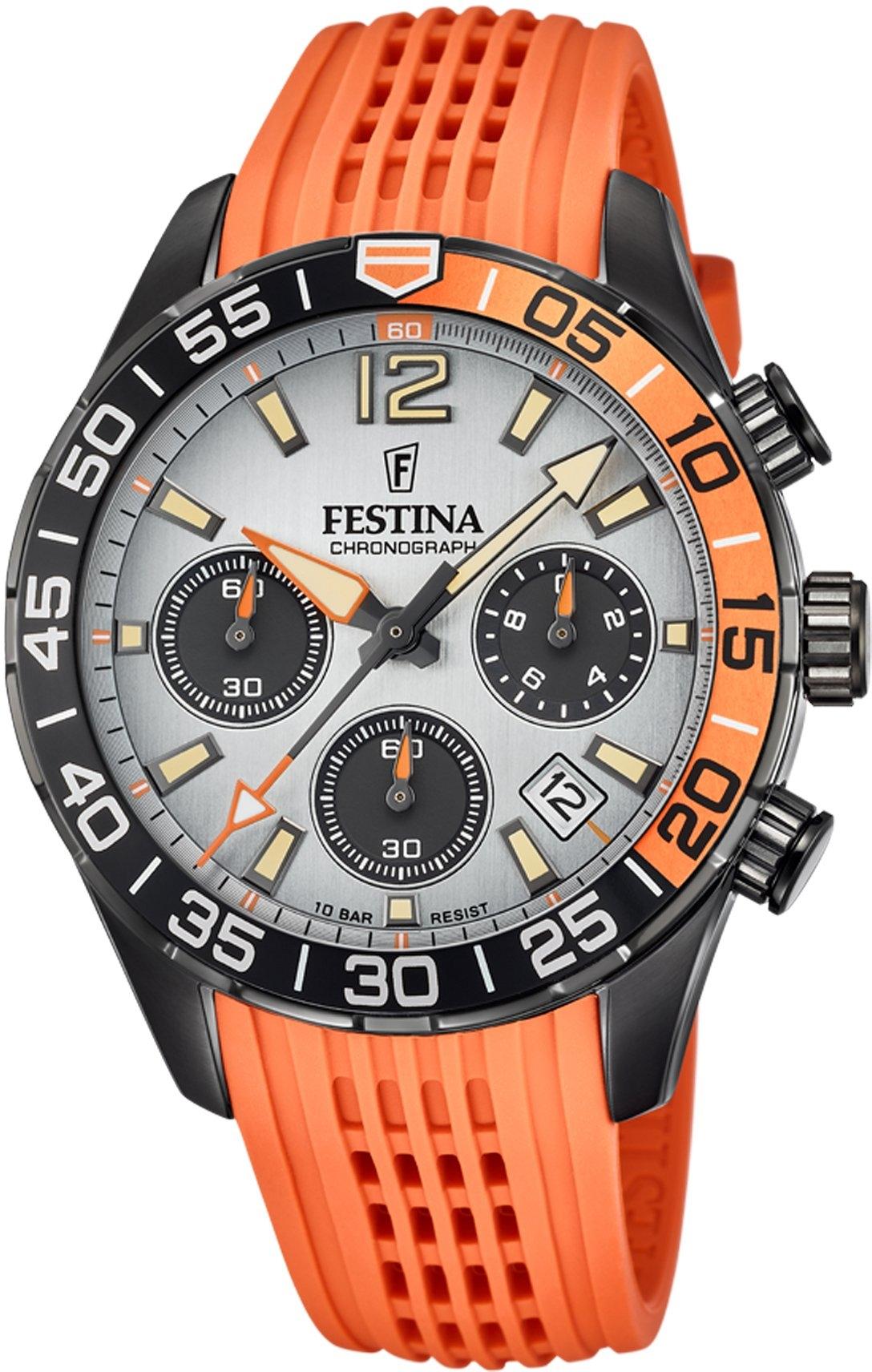 Festina chronograaf »F20518/1« voordelig en veilig online kopen