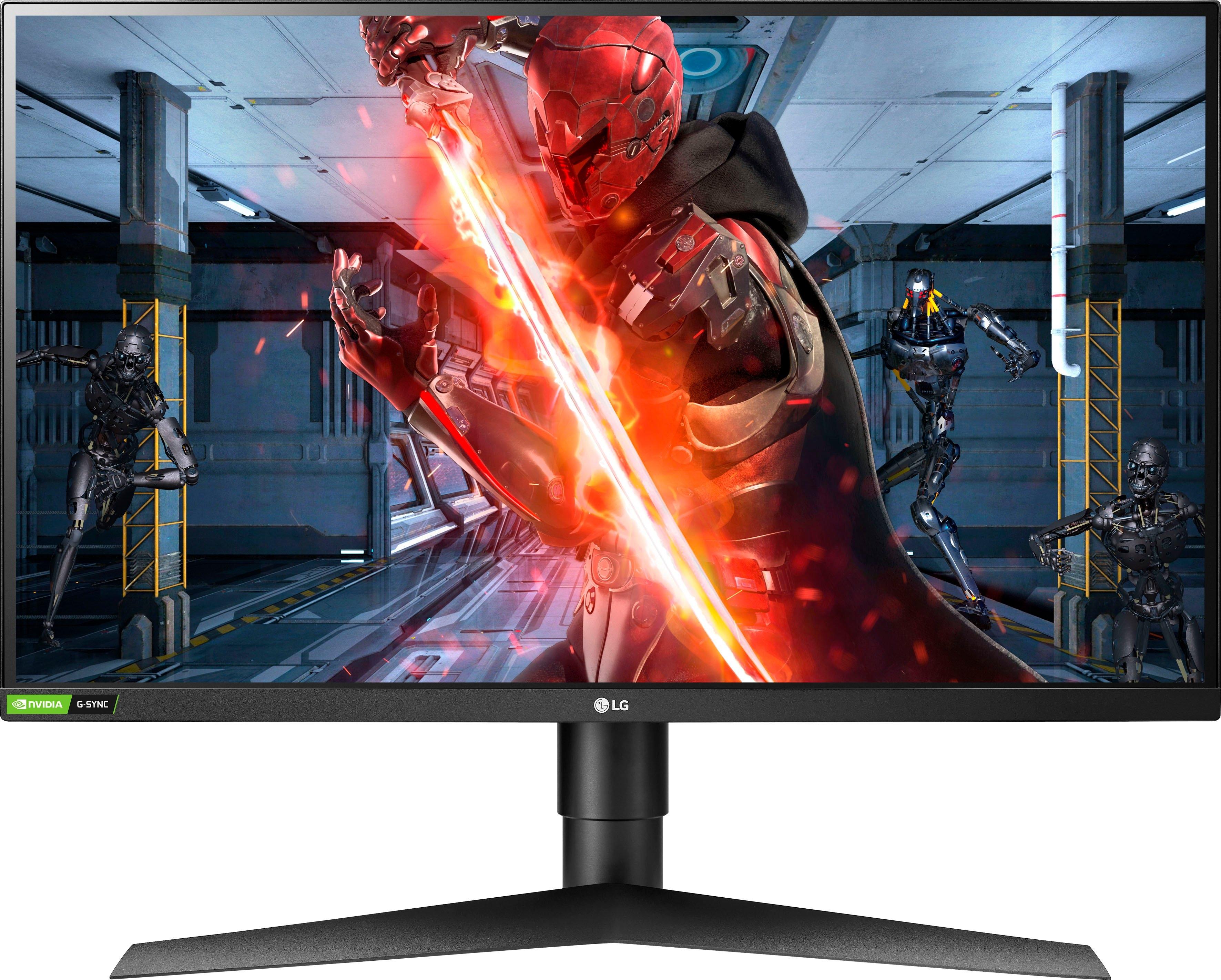 LG gaming-monitor UltraGear™ 27GL850-B, 68 cm / 27