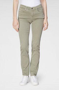 mac stretch jeans dream bijzonder elastisch materiaal voor een perfecte pasvorm groen