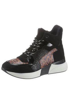 la strada sneakers zwart