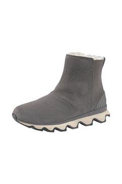 sorel hoge winterschoenen »kinetic™ short« grijs