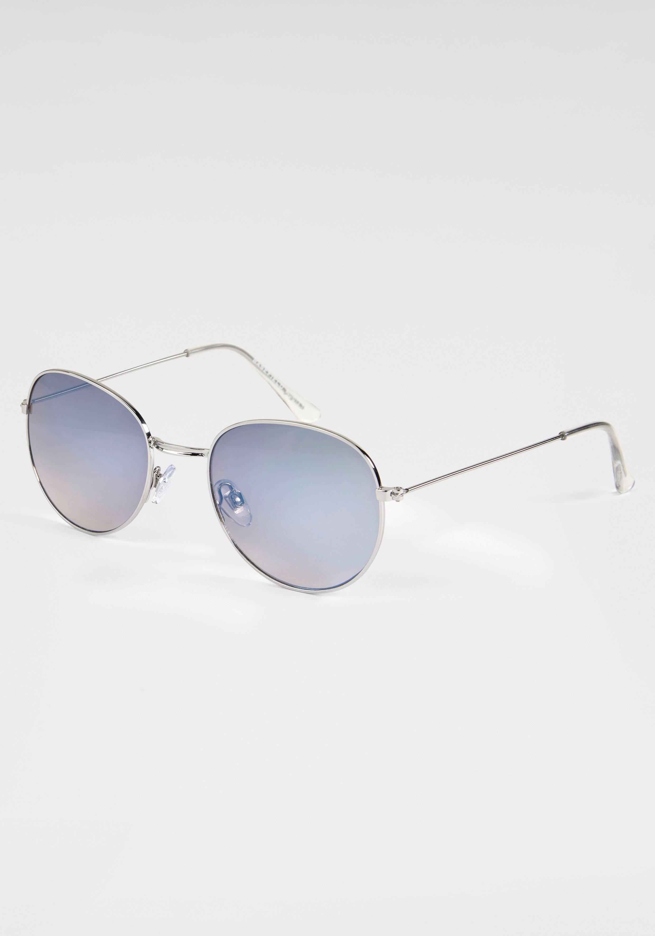 BASEFIELD zonnebril met iets spiegelende glazen nu online bestellen