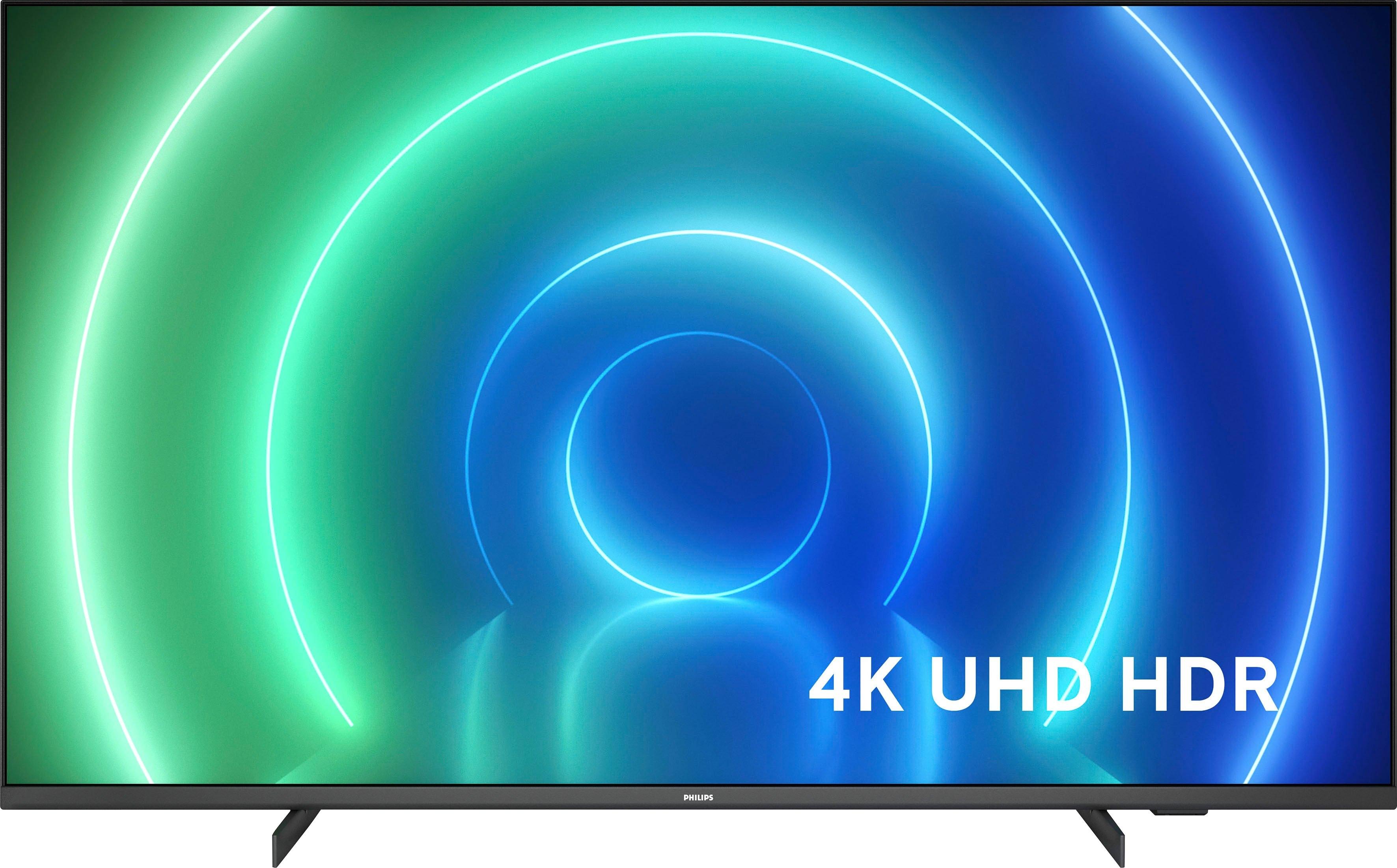 Philips led-TV 50PUS7506/12, 126 cm / 50