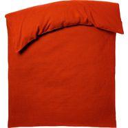 zoeppritz dekbedovertrek stay (1 stuk) oranje