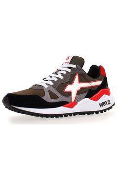 w6yz sneakers »wolf« zwart