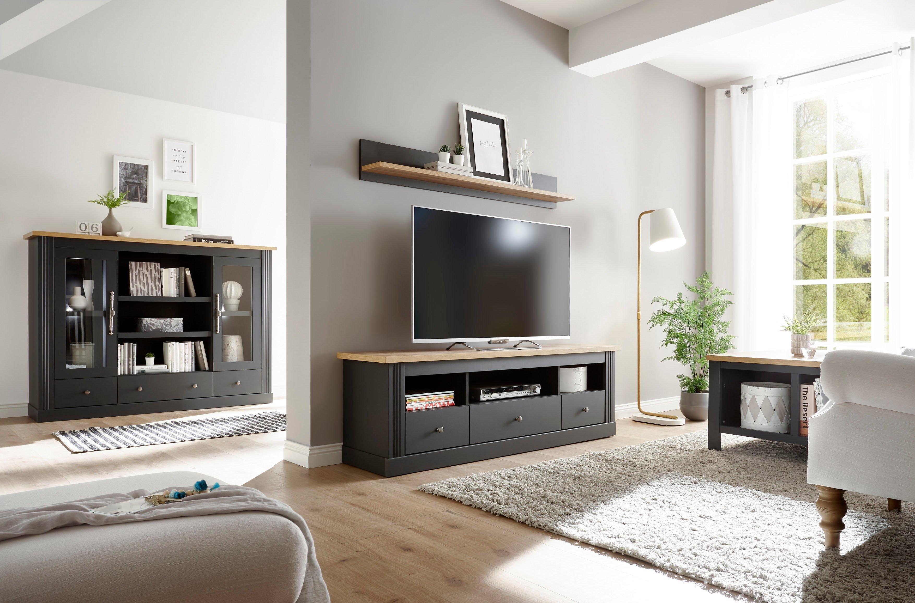 Home affaire tv-meubel Westminster in trendy landhuis-look in de webshop van OTTO kopen