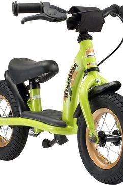 bikestar »bikestar kinderlaufrad classic ab 2 jahre mit bremse« loopfiets groen