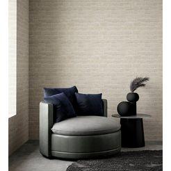 atlantic home collection xxl-fauteuil grijs