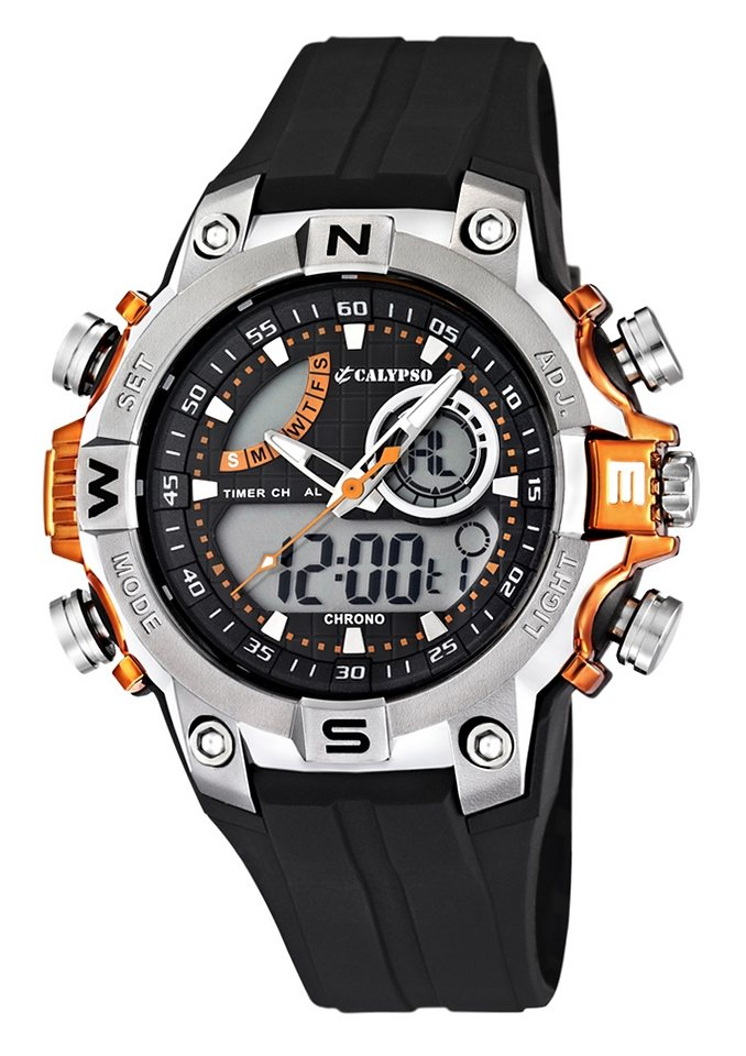 CALYPSO WATCHES chronograaf 'K5586/4'