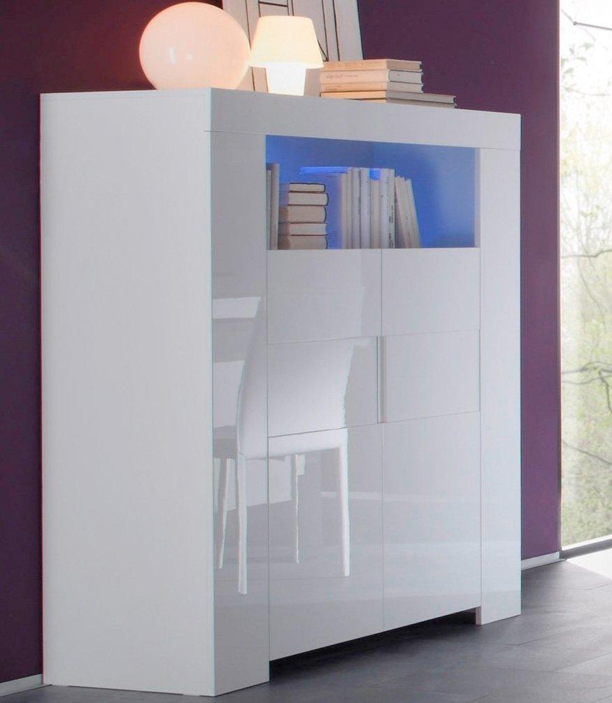highboard met 2 deuren en 2 planken online shop otto. Black Bedroom Furniture Sets. Home Design Ideas