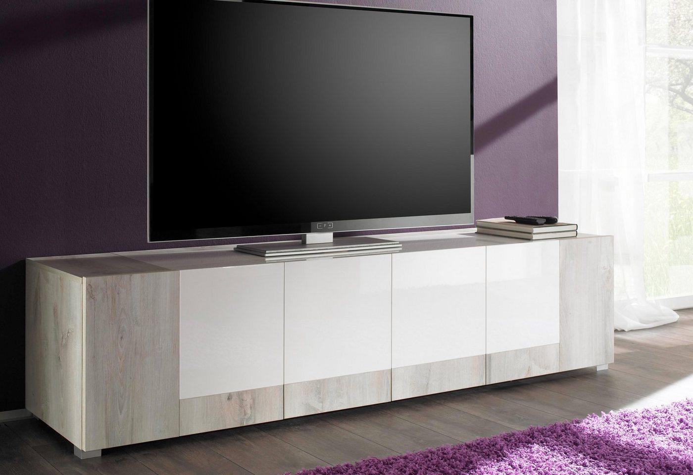 LC TV-meubel, breedte 190 cm