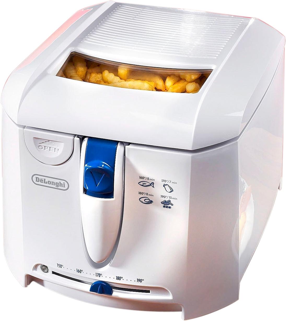 Op zoek naar een De'Longhi Friteuse F 27201 Inhoud 1 kg, afneembare en afwasbare friteusedeksel? Koop online bij OTTO