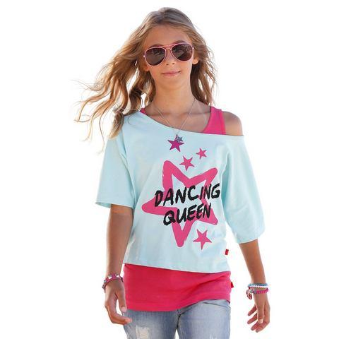 CFL Set van shirt & top van puur katoen