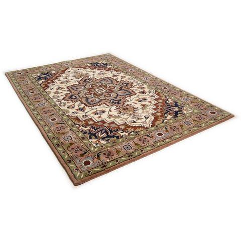 THEKO Karpet Royal Heriz handgetuft van wol
