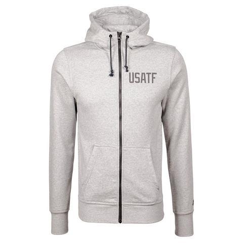 NIKE RU USATF hoodie heren