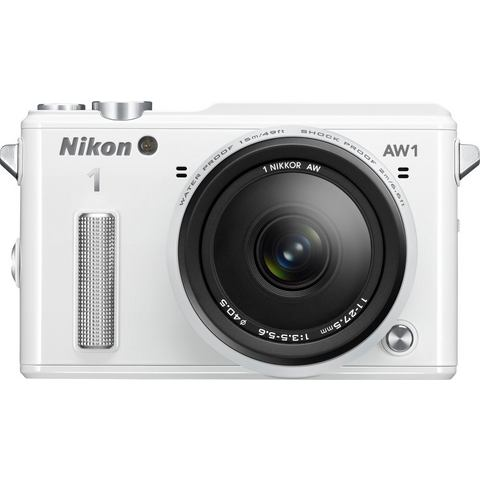 NIKON Systeemcamera N1 AW1 14,2 MP