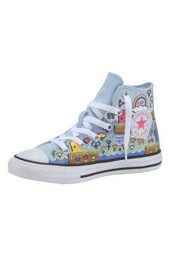 converse sneakers chuck taylor all star gamer - hi blauw