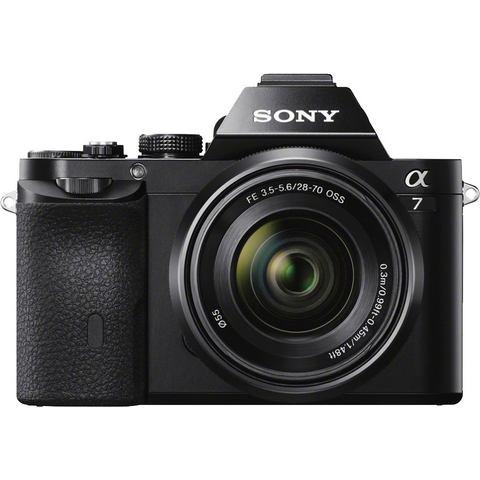 Sony ILCE-7K KIT + SEL-2870 Set 3