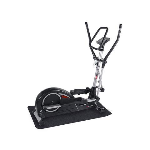ROYALBEACH Crosstrainer-ergometer-set inclusief mat
