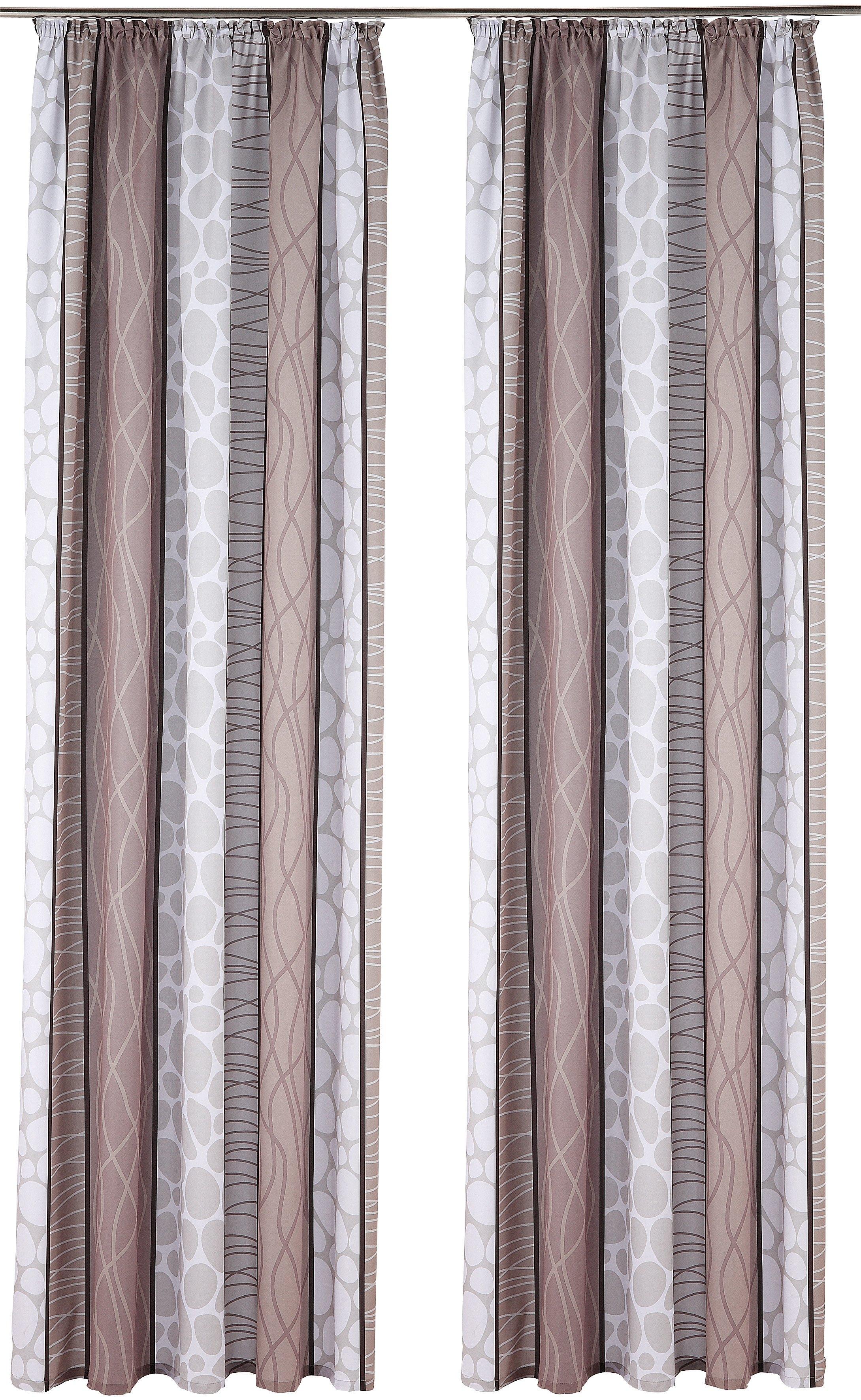 My Home Gordijn, »Gosen«, met rimpelband (set van 2) voordelig en veilig online kopen