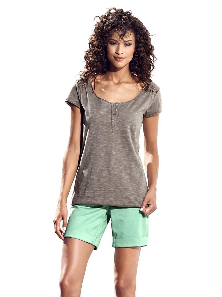 Op zoek naar een LINEA TESINI by Heine Shirt met ronde hals? Koop online bij OTTO